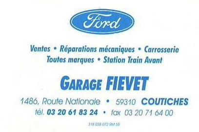 Garage Fievet